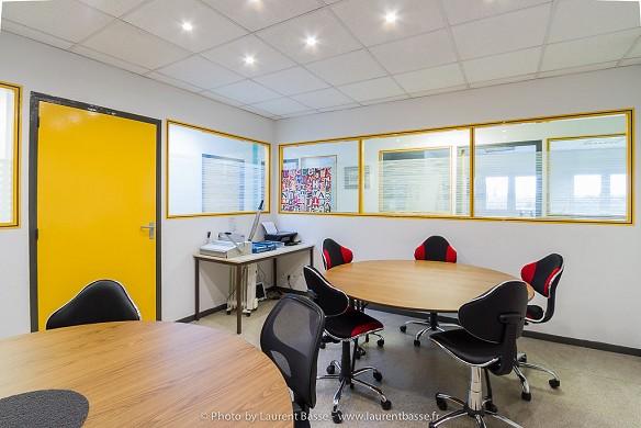 Lab coworking - sala conferenze / formazione 10 posti maxi