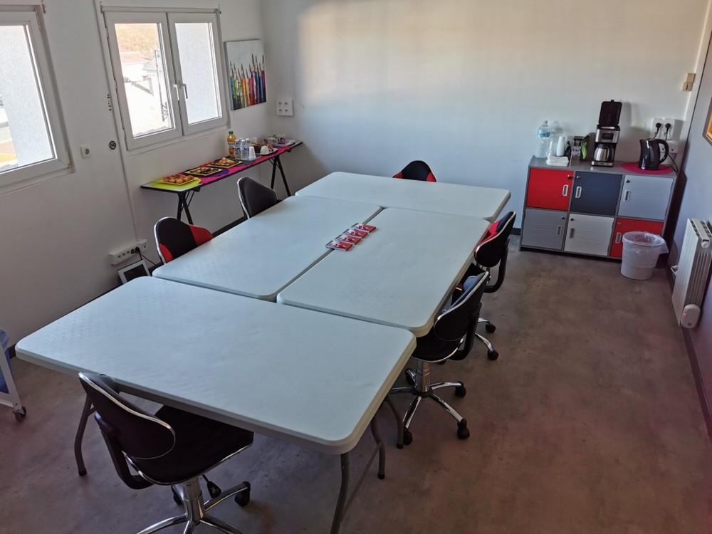 Piccola sala riunioni - Le Labo Coworking