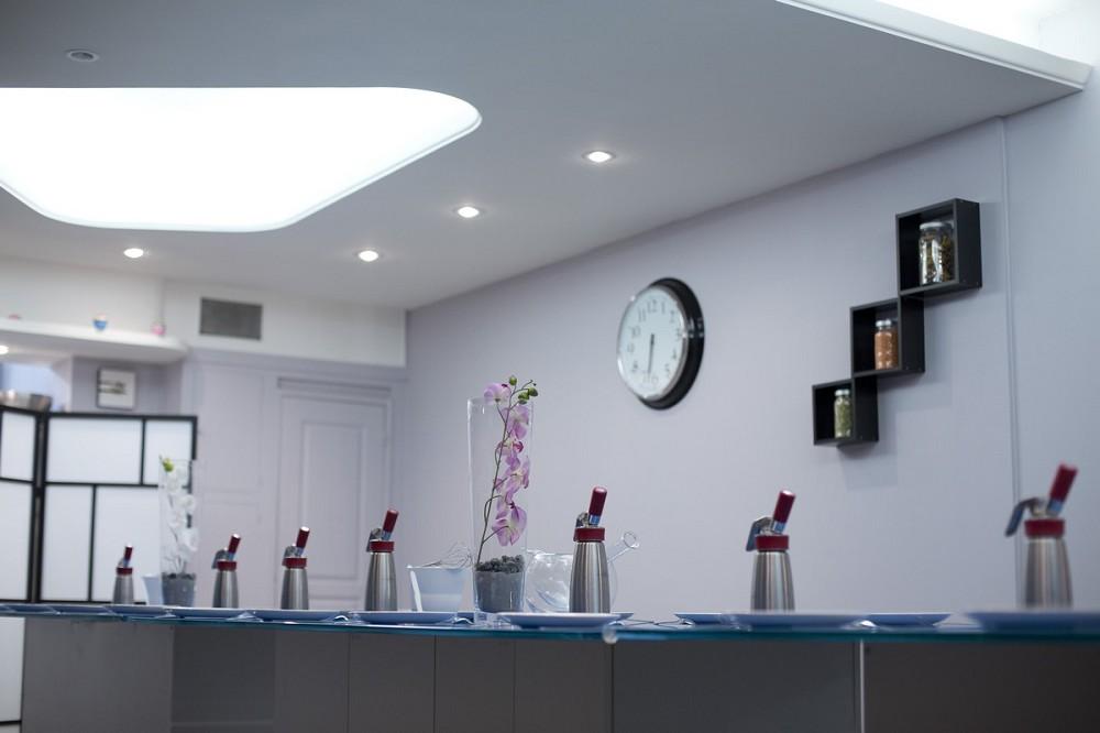 Laboratorio culinario - taller de cocina en paris.