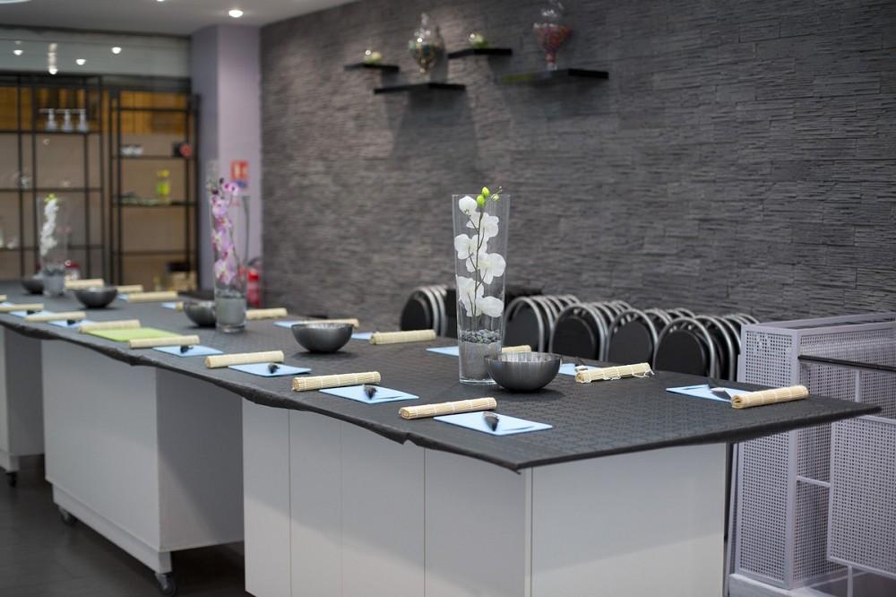El laboratorio culinario - espacio de trabajo