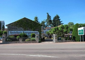 Hostellerie Bourguignonne - ideal für ein Seminar in Burgund
