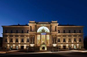 Radisson Blu Hotel Nantes - Außenansicht