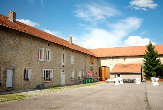 location dune salle raville - Domaine De Raville Mariage