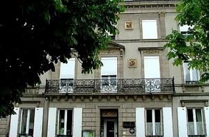 Hotel de l'Europe Pontivy - star 3 de un seminario en pontivy