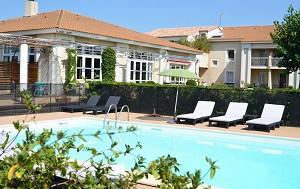 Hotel des Ponts d'Arles - Außenansicht