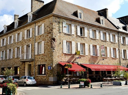 Hotel Place de l'Aunay-sur-Audon - Hotel per seminari sul Calvados