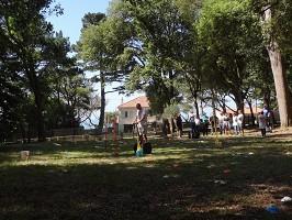 Actividad del parque