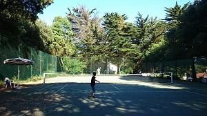 Tennis in quick