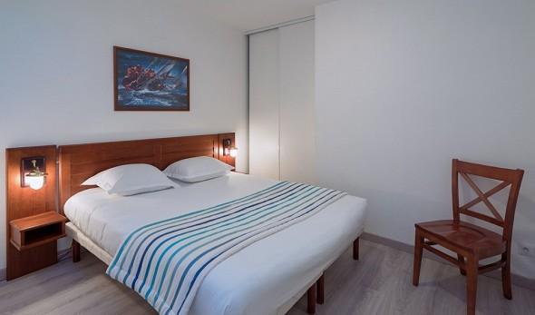 Domaine ker juliette - habitación de residencia