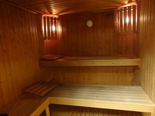 Field ker juliette - sauna
