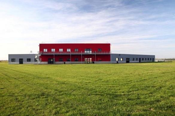 Circuitos automovilísticos para zurdos ferté: lugar atípico para un equipo de construcción de seine-et-marnais