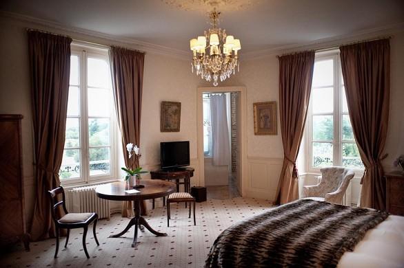 Chateau d'apigne - accommodation