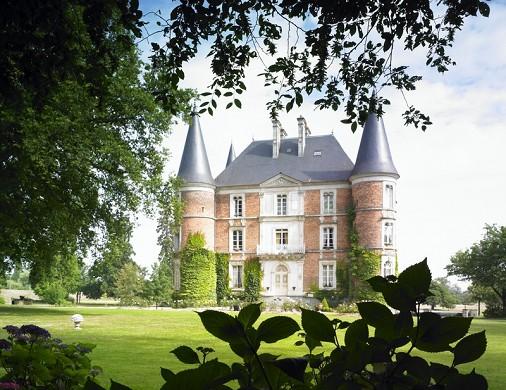 Chateau d'apigne - facade