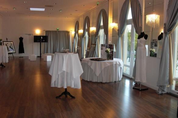 Chateau d'apigne - reception room