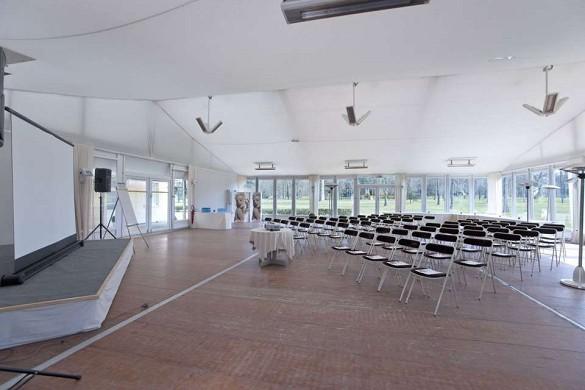 Der Mans Country Club - Wintergartenzimmer