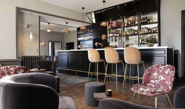 Die Mans Country Club - Bar