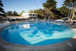 Punta Lara - piscina