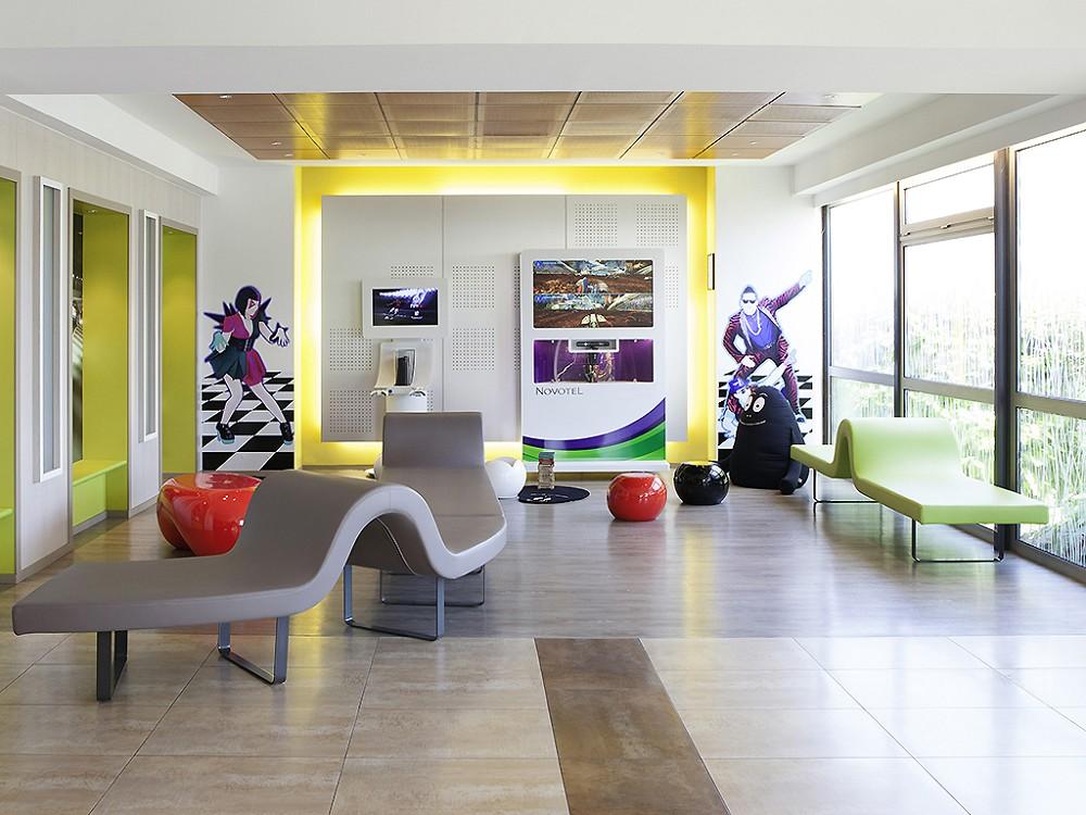 Novotel Reims Centre Ville