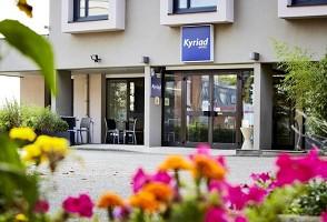 Kyriad Strasbourg Sud - Lingolsheim - renovierte Hotel für ein Seminar im unteren Rhein 67
