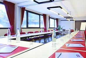 Kyriad Strasbourg Sud - Lingolsheim - sala de reuniones