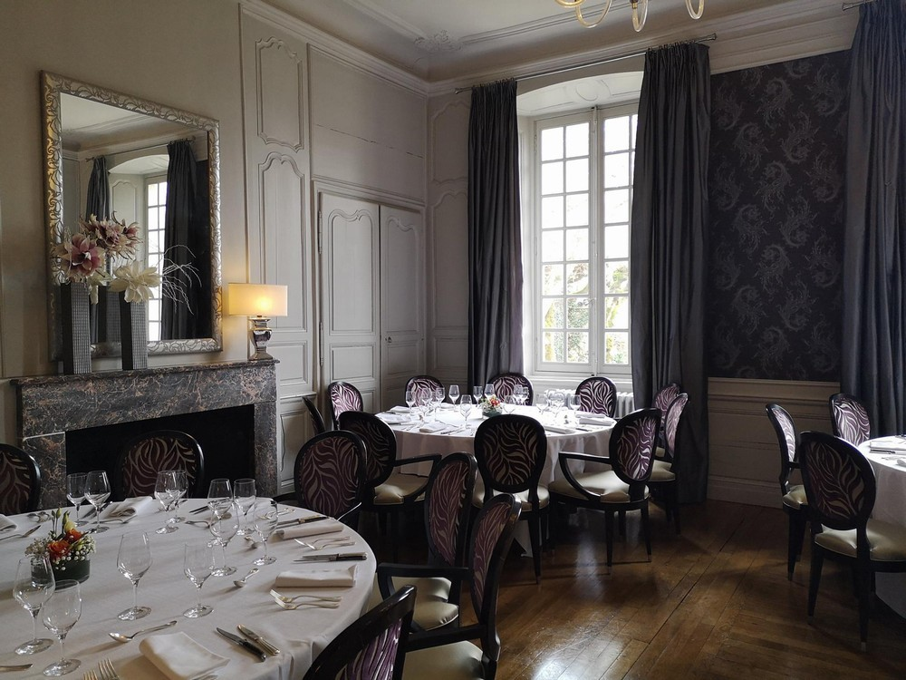 Hôtel perier du bignon - The Epicurean Room