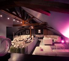 Die Lounge - Hotel Perier du Bignon