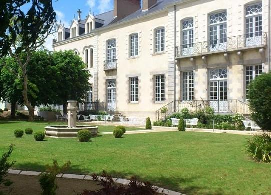 Hotel perier von bignon - 4 Sterne-Hotel für ein Seminar in Laval
