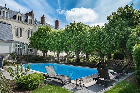 Hotel perier du bignon - swimming pool