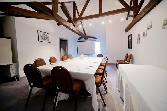 Hotel perier of bignon - the lounge