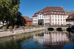 Régent Petite France Hotel und Spa - Front