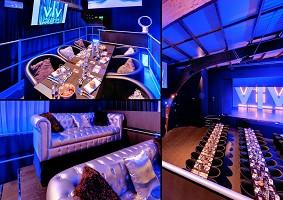 VIP-Hütte
