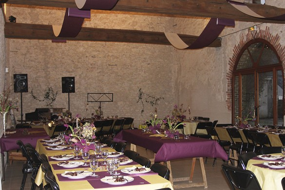 Ferme d'abbonville - tables 2