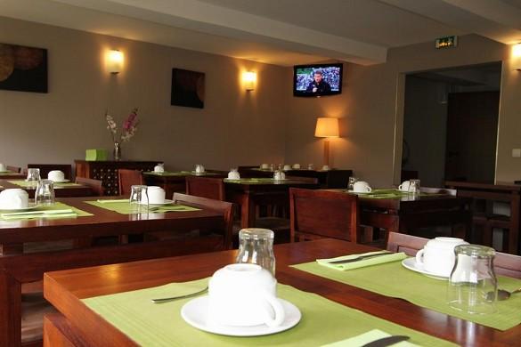 Villa rambouillet - restaurant