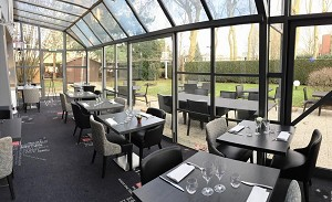 Best Western Paris Saint Quentin - Restaurante