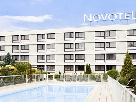 Novotel Nancy - Piscina