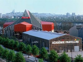Academie Fratellini - discovers an unusual place in Seine-Saint-Denis