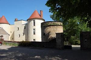 Chateau de Morey - Esterno