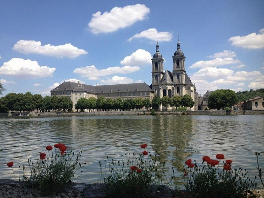 Abbaye des premontres - place of seminar of character