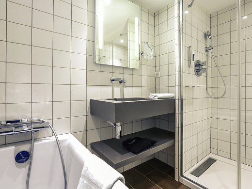 Mercure Nancy Centre Station - bagno