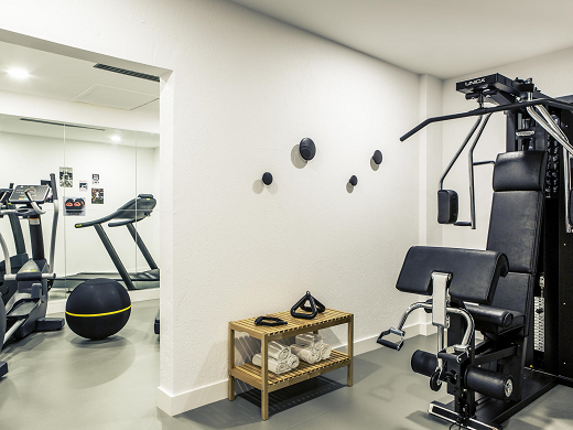 Mercure Nancy Centre Station - sala fitness