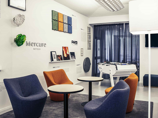 Mercure Nancy Centre Station - lounge