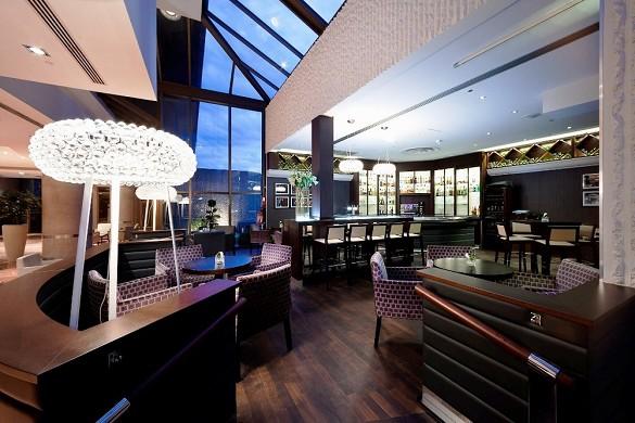 Hilton Strasbourg - bar
