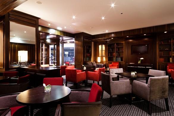 Hilton strasbourg - executive lounge - unique product on strasbourg