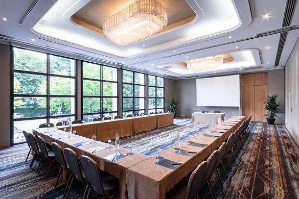 Hilton Strasbourg - set up various & flexible spaces