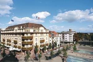 Best Western Grand Hotel Bristol - Hotel Aussenansicht