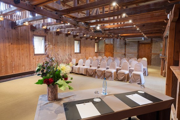 Golf hotel castello del kempferhof - sala seminari