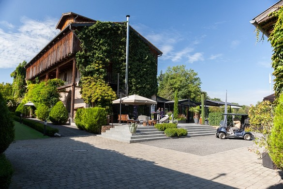 Golf castle hotel nel kempferhof - esterno