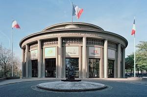 Palais Jena - lugar en el distrito de parís 16ème