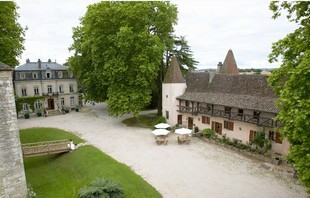 Le Clos des Tourelles - ambiente verde per un seminario su high-Saône 71