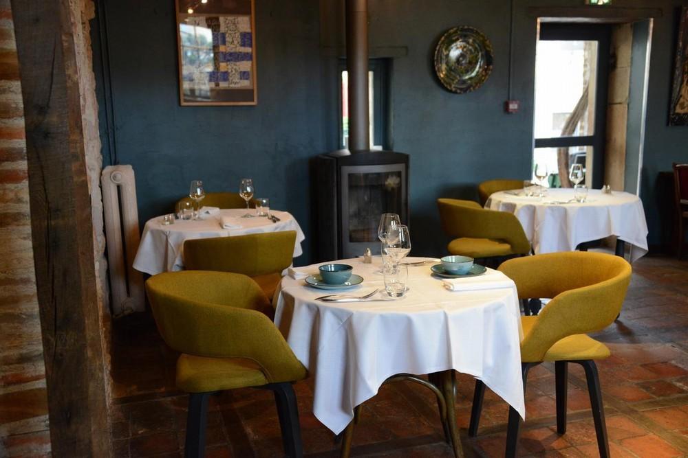 Art'hôtel and spa le potin gourmand - restaurante